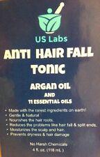 US Labz Moroccan argan & 11 essential oils for dry damaged split ends hair fall
