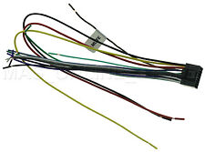WIRE HARNESS FOR KENWOOD DPX-502BT DPX502BT *PAY TODAY SHIPS TODAY*