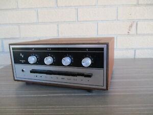 Armstrong amplifier Model 521 Circa 1968 Made in England Good Condition