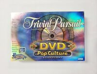 Trivial Pursuit DVD Pop Culture Board Game Parker Brothers 2003 Edition