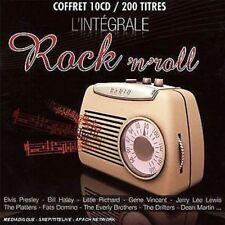 Coffret 10 CD L'Intégrale : Rock'N Roll de Compilation | CD | Etat comme neuf