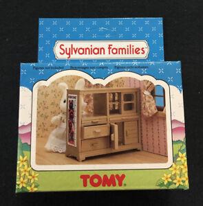 Original Sylvanian Families 1985 Kitchen Unit - New In Box