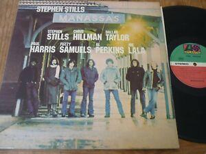 DOUBLE LP 33 tours - STEPHEN STILLS - MANASSAS -