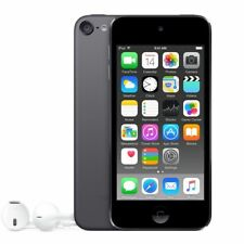 >>Apple iPod Touch 6th Gen (128GB) (Space Gray) A8 Chip Cam - Apple Warranty<<