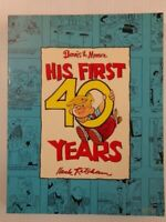 VINTAGE 1991 DENNIS THE MENACE HIS 40 YEARS , BY HANK KETCHAM / NEW , UNREAD
