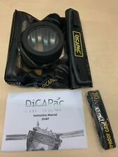 DiCAPac WP-S10 Pro DSLR SLR Camera Series Waterproof Case Boxed with Strap