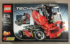 Lego Technic Race Truck 8041 Set Sealed Brand New Never Opened