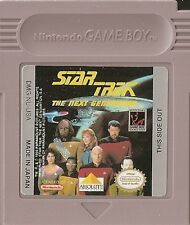 Star Trek The Next Generation for the Game Boy & Advance SP System