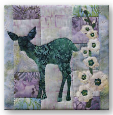 Moon Shadow - Fawn'd of Flowers pattern by Mckenna Ryan