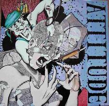 "ATTITUDE To whom it may concern 12"" LP Lim. Edition white Vinyl (1988 We Bite)"