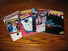 DC - UNDERWORLD 1 - 4 Complete Series!!  Glossy VF 1988
