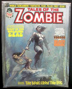 "Tales of the Zombie #1 - ""Sealed"" - Simon Garth - Boris Vallejo Cover"