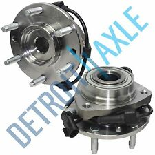 Both (2) Brand New Complete Front Wheel Hub Bearing Assembly for GM Vehicles
