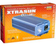 Xtrasun 600W Digital Ballast, 120 - 240V Dimmable SAVE $$ W/ BAY HYDRO $$