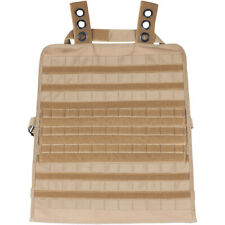 Car Seat Back Organizer Tactical Vehicle Panel Molle Loop Coyote Fox 54-338