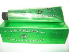 C.O. Bigelow Premium Shave Cream 5.2 oz.  (Made by Proraso for C.O. Bigelow)