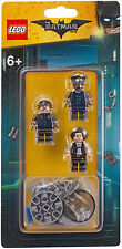 LEGO Batman Movie 853651 Minifigures Pack - Chief o 'Hara x3 Figures NUEVO / NEW