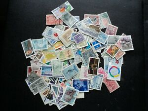 LOT OF 140-150 STAMPS:  CANADA: COMMEMS, DEFINS, AIRMAIL,