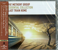 PAT METHENY GROUP-ESSENTIAL COLLECTION LAST TRAIN HOME-JAPAN CD Ltd/Ed F30