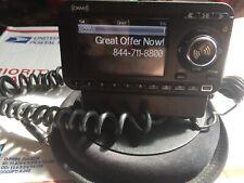 Portable SiriusXM Dash vehicle Kit- Rental Car Sirius XM Satellite Radio W/BAG