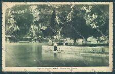 Trento Riva Lago di Garda Strada del Ponale cartolina ZC5252