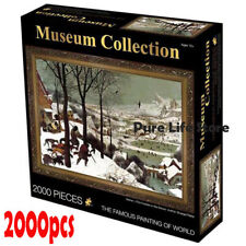 JIGSAW musume Eurographics Puzzle 2000 Pc Hunters in the Snow Bruegel Pieter