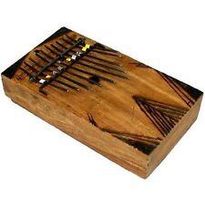 Handmade Large Kalimba Thumb Piano