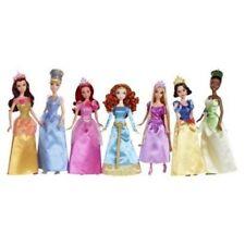 Disney Princess Ultimate 7 Doll Giftset Collection 2012 - NIB