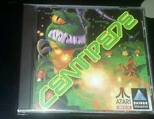 Centipede Game Win95/98 Pc Cd-Rom Atari Hasbro Interac 1998 for Windows 95/98