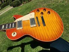 2006 Gibson Les Paul Custom Shop Historic 59 1959 ReIssue 8.7 lbs R9