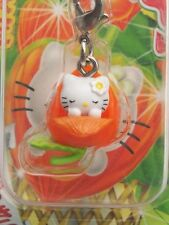 [New] Sanrio Hello Kitty Ground Cherry Ver. Cell Phone Strap / Charm Mascot