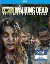 The Walking Dead: The Complete Second Season (Blu-ray) New Limited E Lenticular