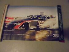 AMERICAN RACING NHRA TONY PEDREGON FUNNY CAR POSTER,ACTION POSTER TO COLLECT