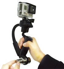 Black Mini Handheld Gimbal Stabilizer for GoPro Hero 3 3+ 4 SJCAM Steadicam