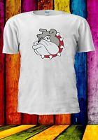 Spike Bulldog Tom and Jerry Cartoon Funny Men Women Unisex T-shirt 3651