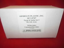 Armies In Plastic 1/32nd Egypt & Sudan Set #3 5707 Dervish Army Figures Set  NEW