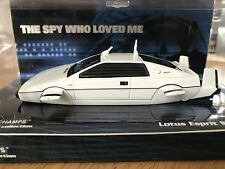 1:43 MINICHAMPS LOTUS ESPRIT S1 SUBMARINE JAMES BOND COLLECTION 135270