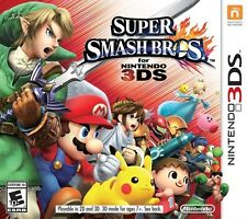 Super Smash Bros. - Nintendo 3DS Game