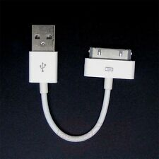 11cm Extreme short 30pin 30-pin USB Data Sync Charging Cable iPhone 3G 3Gs 4 4S