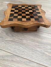 Wooden Chess Set Hand Made