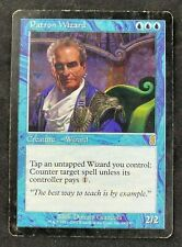 MTG Magic The Gathering Patron Wizard Odyssey HP