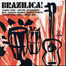 Vol. 1-Brazilica Meirelles & Os Copa 5, Marcos Re MUSIC CD