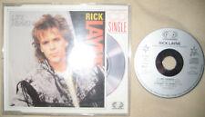 "RARE 3"" Maxi CD Rick Layne – Like Heaven - 3 INCH MCD PWL Eurobeat Italo Disco"