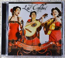 Las Colibri Measure for CD NM CLEAN Latin Mexican Female String Trio Voc Spanish