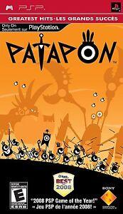 Patapon PSP (Sony Portable, PSP) PlayStation Portable PSP BRAND NEW™