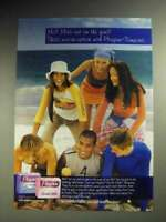 2004 Playtex Tampon Ad - Me? Miss Out on the Fun?