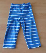 Baby Spielhose lang blau-weiß geringelt von Jako-o Größe 80/86
