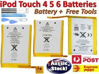Brand NEW Replacement Battery iPod Touch 4 / 5 /  6 4th 5th 6th Gen Generation