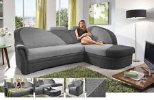 Ecksofa Funktionssofa Schlafsofa Couch mit Bett Bettkasten HELSINKI OR Polipol