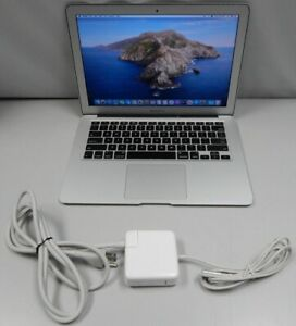 "Apple MacBook Air 2011 A1369 MC965LL/A 13.3"" Core i5 1.7GHz 4GB, 256GB, Catalina"